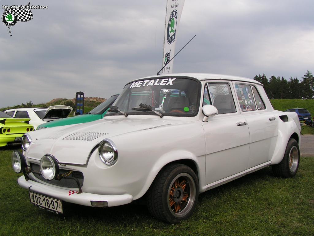 auta clenu / Jan / Skoda 1000